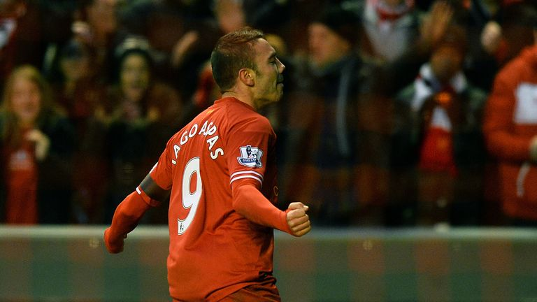 Iago Aspas: Among the goalscorers for Liverpool