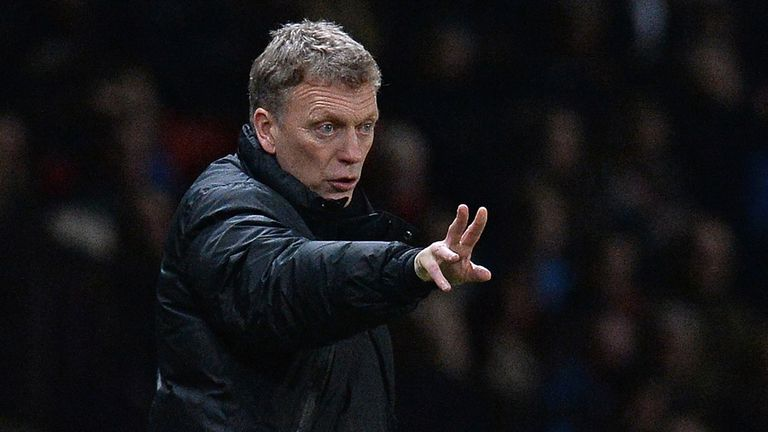 David Moyes: New signings may have to wait until the summer