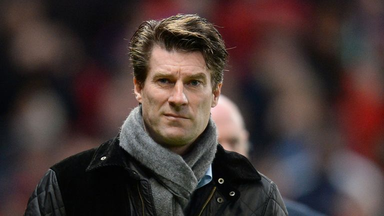Michael Laudrup: Released statement through LMA