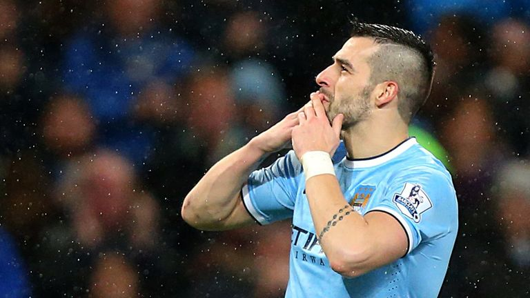 Alvaro Negredo: Could cause Newcastle some damage