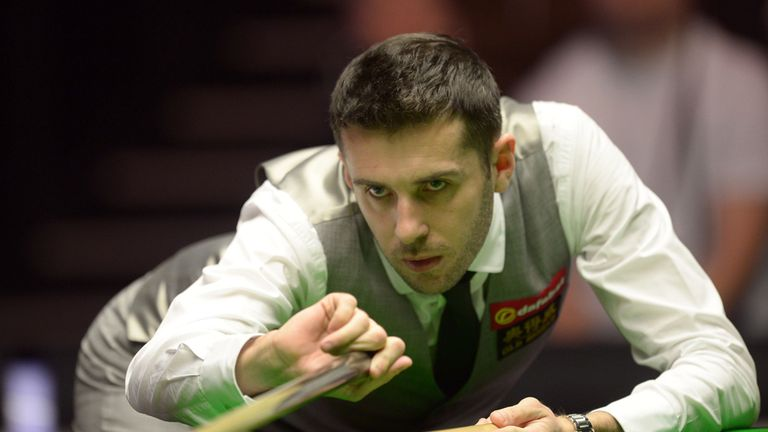 Mark Selby: Will play Marco Fu in the semi-finals of the Haikou World Open