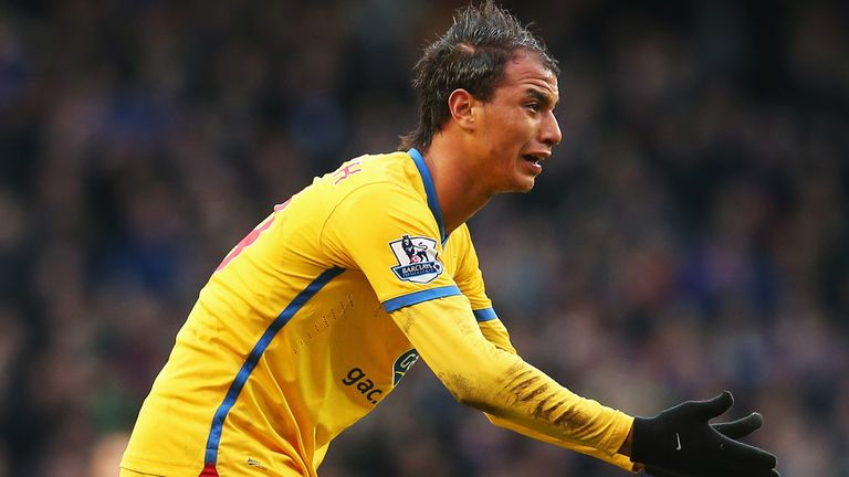 Marouane Chamakh: Will miss crucial clash against Sunderland