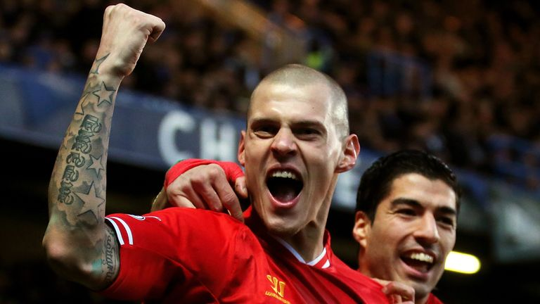 Martin Skrtel: Confident Liverpool can beat Arsenal in Premier League clash