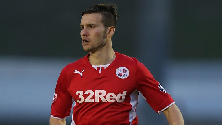 Mat Sadler: Free agent after leaving Crawley