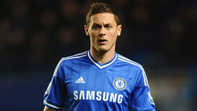 Nemanja Matic: Hoping to help Chelsea clinch the Premier League title