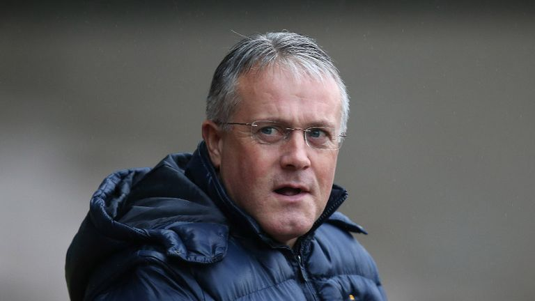 Micky Adams: Linked with Blackpool job