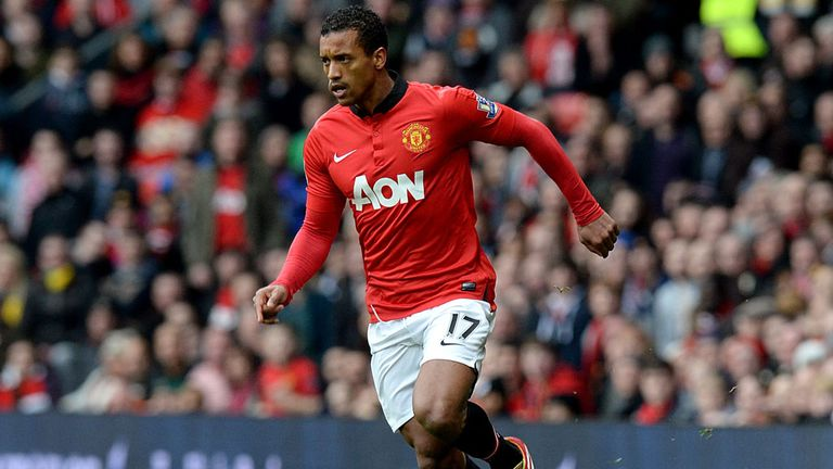 Nani: Facing up to an uncertain future at Old Trafford