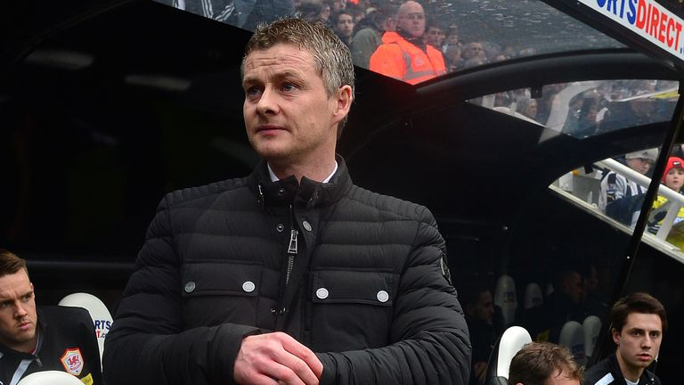 Solskjaer: Time to shut up shop