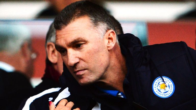 Nigel Pearson: In the midst of a record-breaking spell at Leicester City