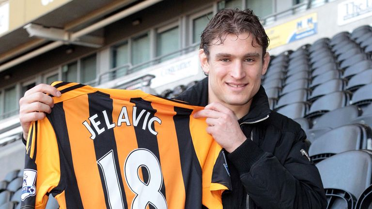 Nikica Jelavic: Needs goals to impress Croatia