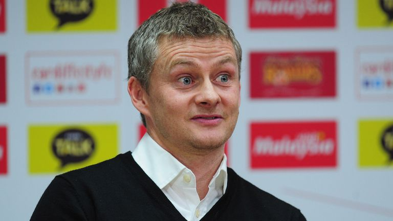 Ole Gunnar Solskjaer: Hits out at unrealistic price tags