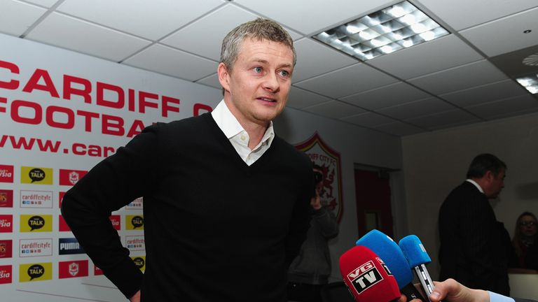 Ole Gunnar Solskjaer: Cardiff manager ready for Newcastle trip