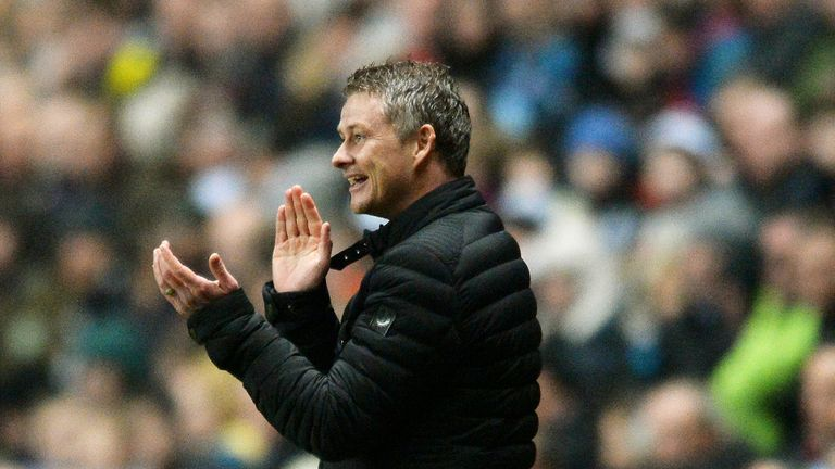 Ole Gunnar Solskjaer: Mixed emotions after Cardiff defeat
