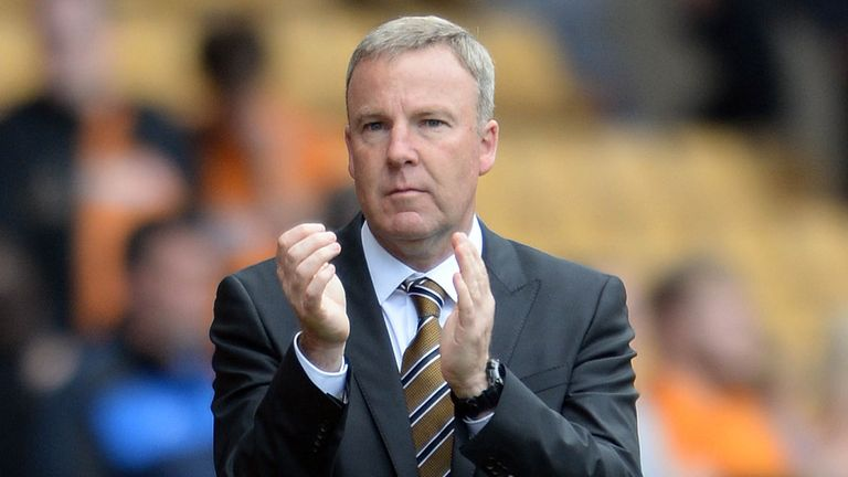 Kenny Jackett: Led Wolves to promotion from League One at first attempt