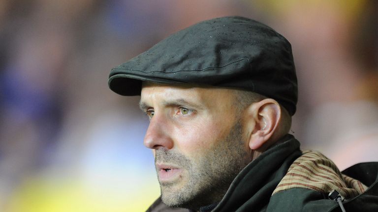 Paul Tisdale: Bemoans weather impact