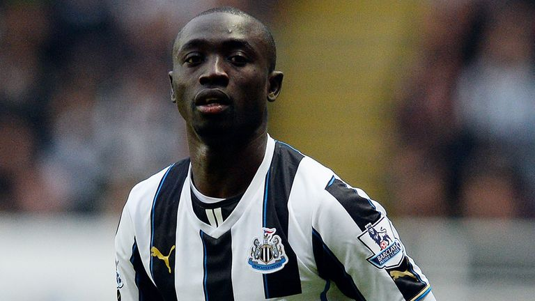 Papiss Cisse: Only one league goal this season