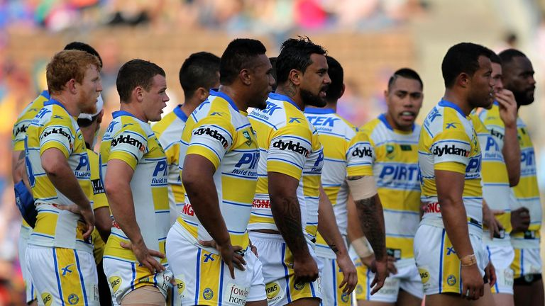 Chris Chalmers and Adam Timler to link up with Parramatta Eels