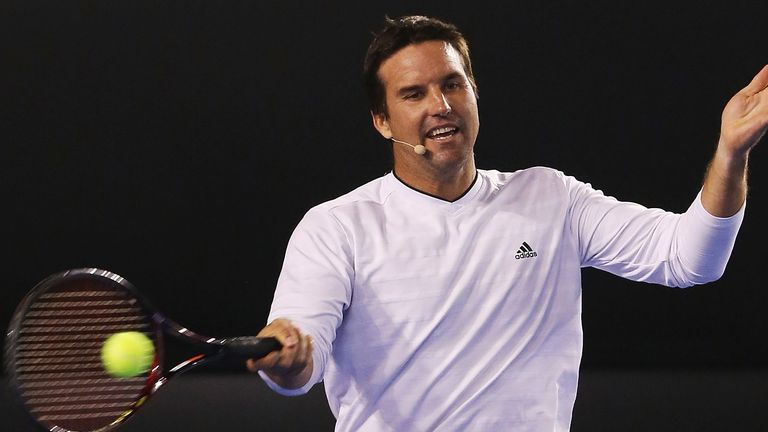 Pat Rafter: Set to make surprise return