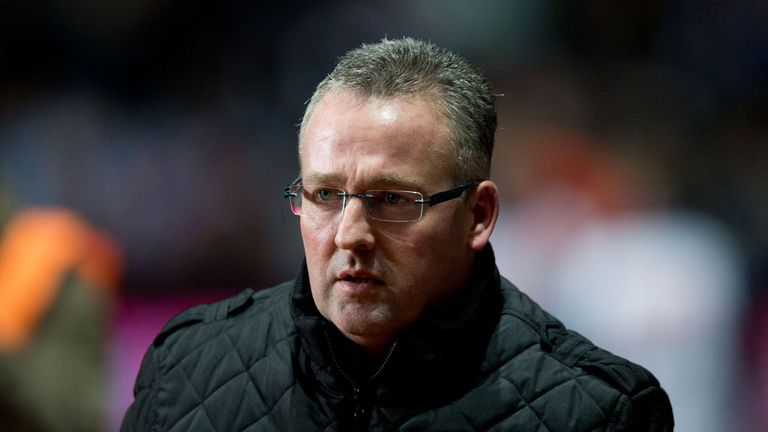 Paul Lambert: Encouraged by Aston Villa's second half against Arsenal