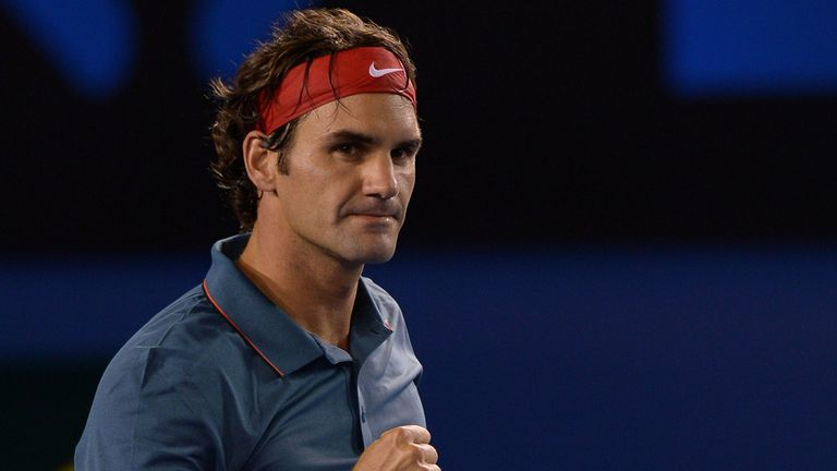Federer will embrace the challenge