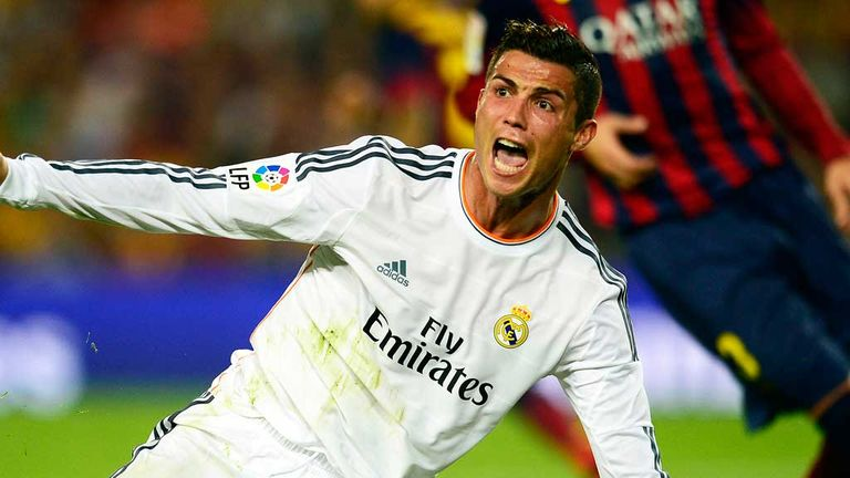 Cristiano Ronaldo: Real Madrid striker won this year's Ballon D'Or