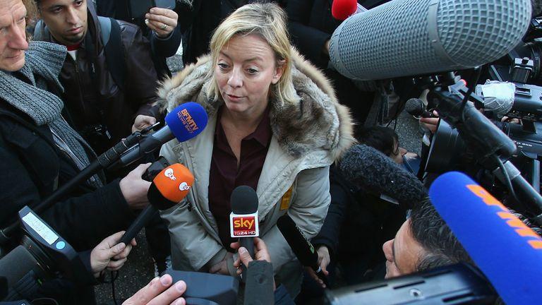 Sabine Kehm: Michael Schumacher's manager
