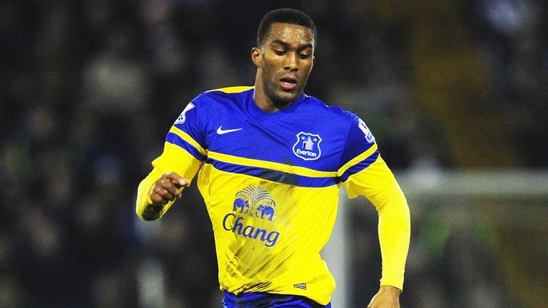 Sylvain Distin: Everton defender has signed a new deal at Goodison Park