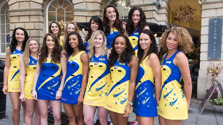 Team Bath: most successful team in Netball Superleague history with five titles