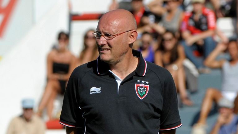 Bernard Laporte: Toulon head coach clear of ban for final