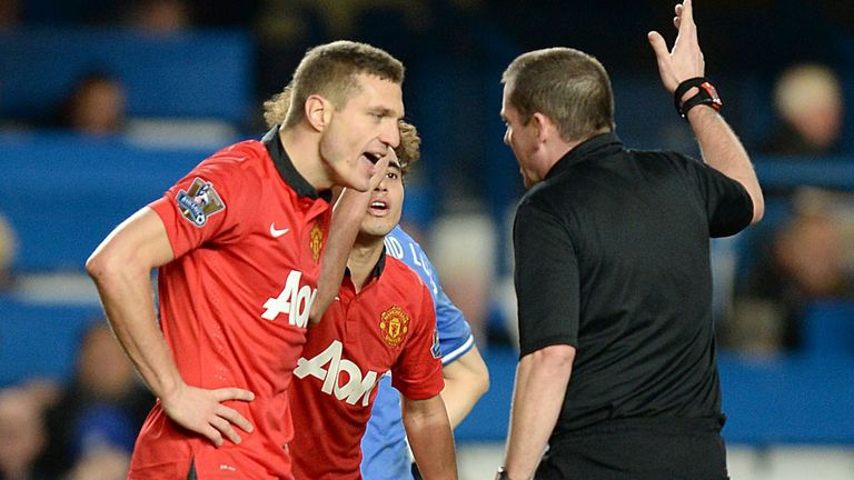 Nemanja Vidic: Appeal rejected