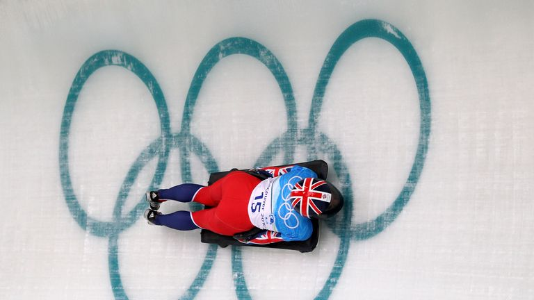 Five British medal hopes for the 2018 Pyeongchang Winter Olympics