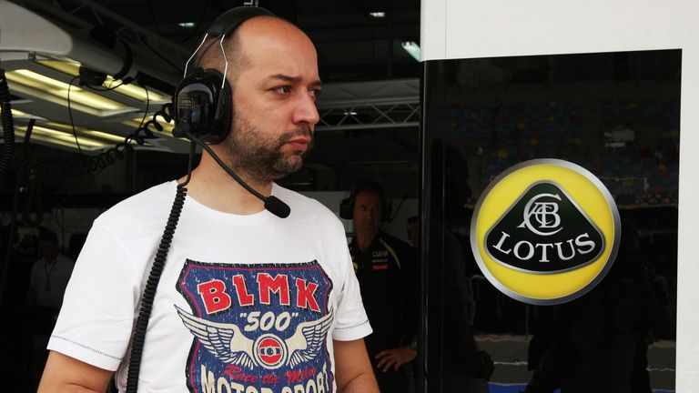 Gerard Lopez: Says Lotus future is secure