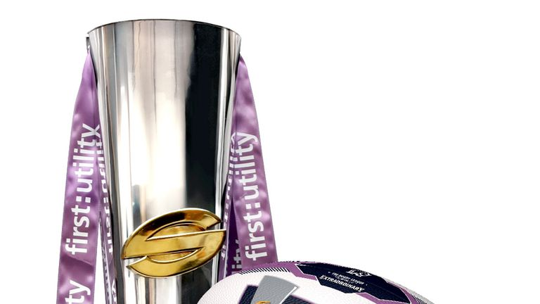 First Utility will sponsor Super League for the next three seasons