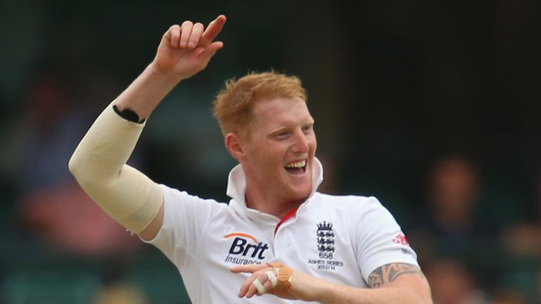 Ben Stokes: Faces competition for the all-rounder's spot in the England team