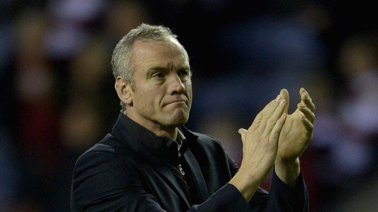 Brian McDermott: Happy resting key personnel over a course of a long season