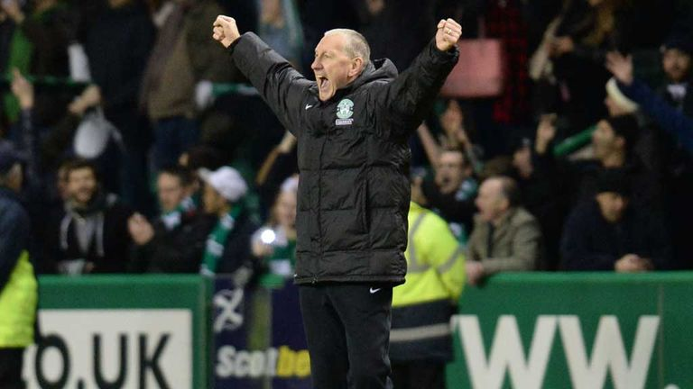 Terry Butcher: Praised Hibernian's young players