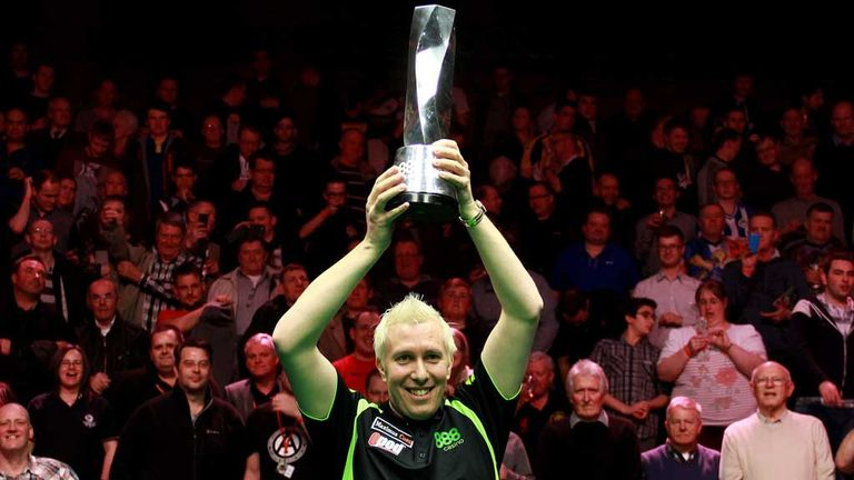 Dominic Dale: Shot to victory in Blackpool
