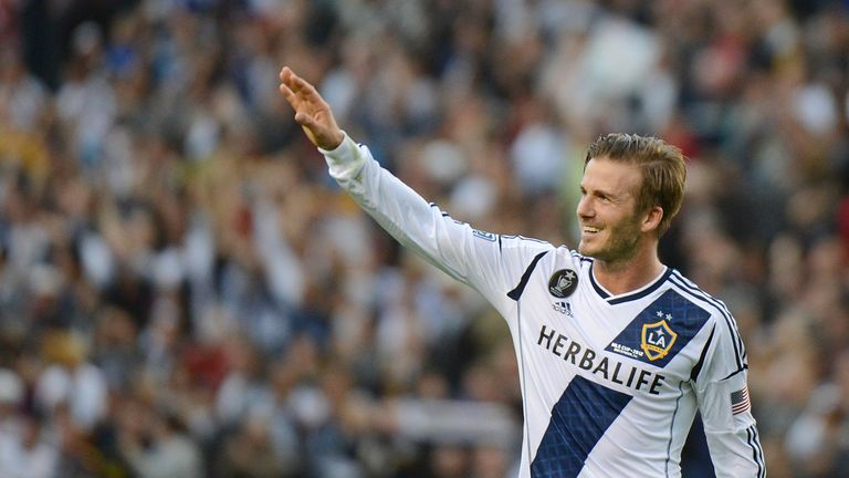 David Beckham: MLS to make announcement soon