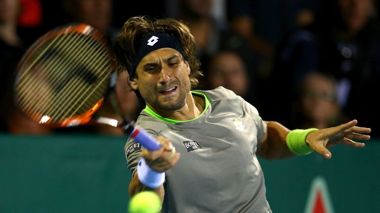 David Ferrer: Searching for his fifth title at the Heineken Open