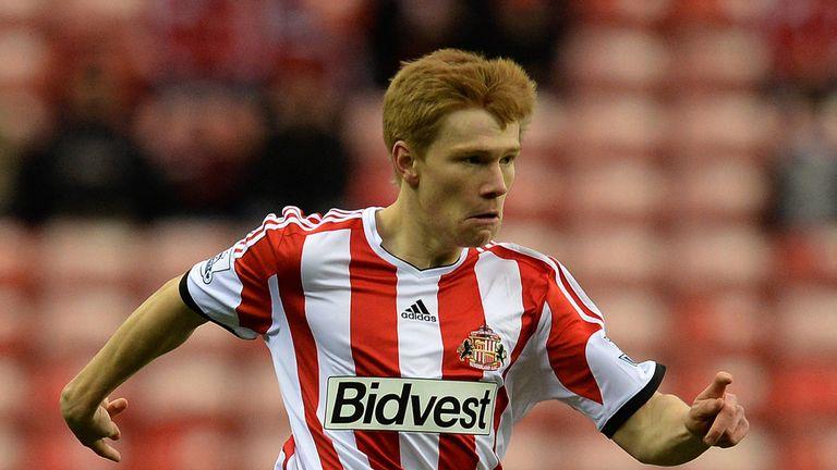 Duncan Watmore: Sunderland striker made his debut against Carlisle on Sunday