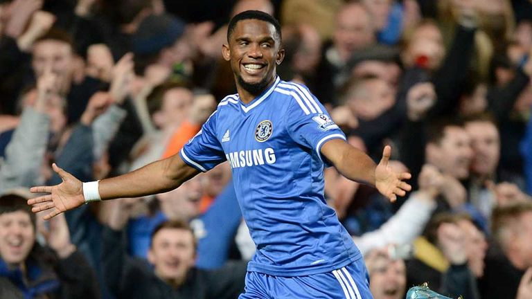 Samuel Eto'o: Has no issue with Jose Mourinho