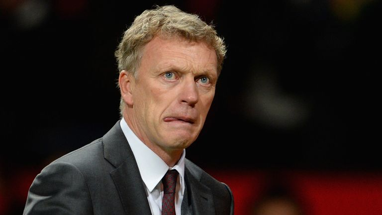 David Moyes: Not looking for quick solutions at Old Trafford