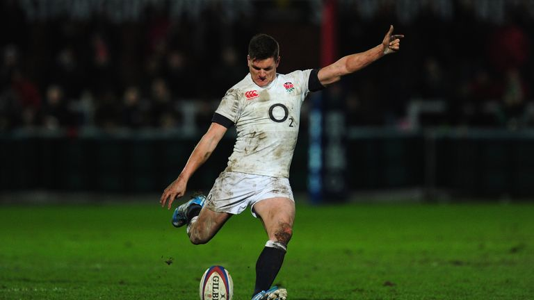 Freddie Burns: Gloucester and England fly-half admits he has made a lot of mistakes