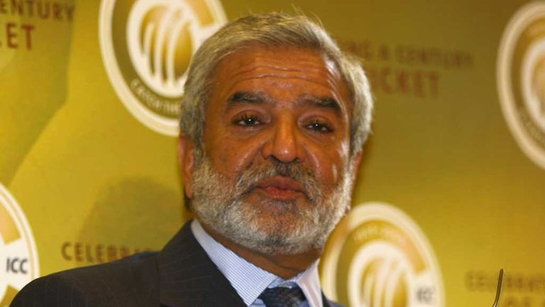 Ehsan Mani: Against ICC proposals