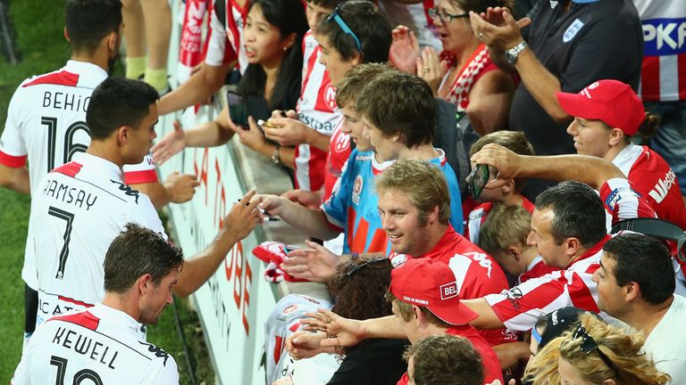 Melbourne Heart: Struggling in the A-League despite their recent rare win