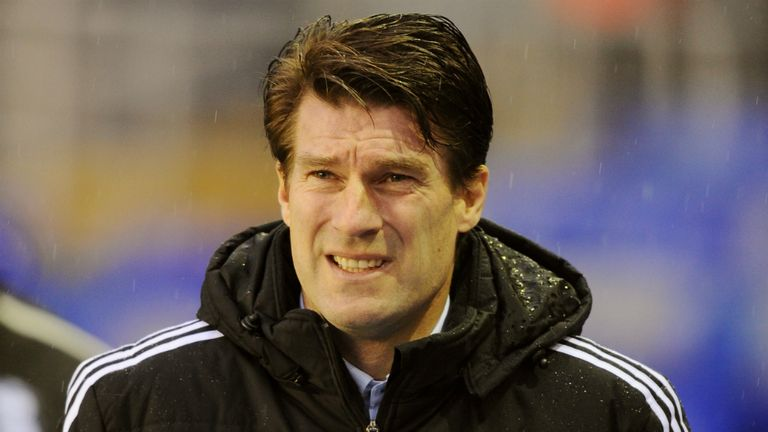 Michael Laudrup: Snapped up youngster from Falkirk