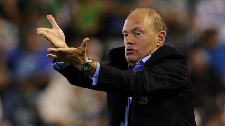 Pepe Mel: New West Brom boss looking forward to the challenge of the Premier League