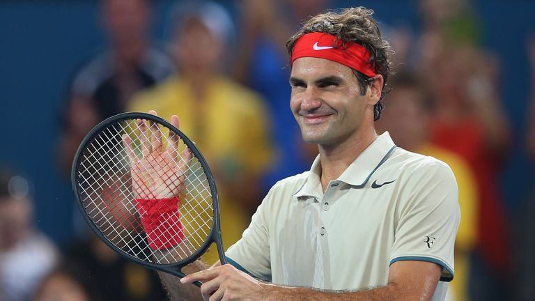 Roger Federer: Failed to make a Grand Slam final last year