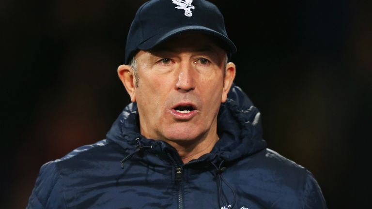 Tony Pulis: a master at maximising the talent