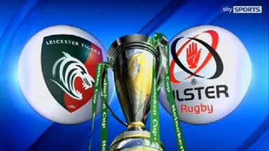 Leicester v Ulster - Highlights